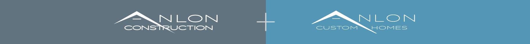 Anlon custom homes mobile logo