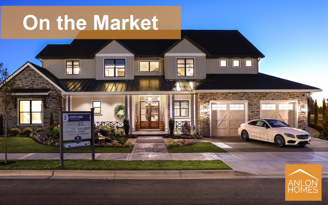 On the Market:  Our Street of Dreams Award Winning Home