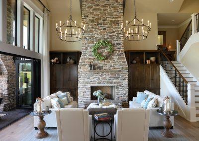Gracious Livingroom