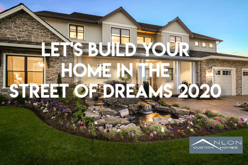 Home Builders Show 2020.Street Of Dreams 2020 Anlon Homes