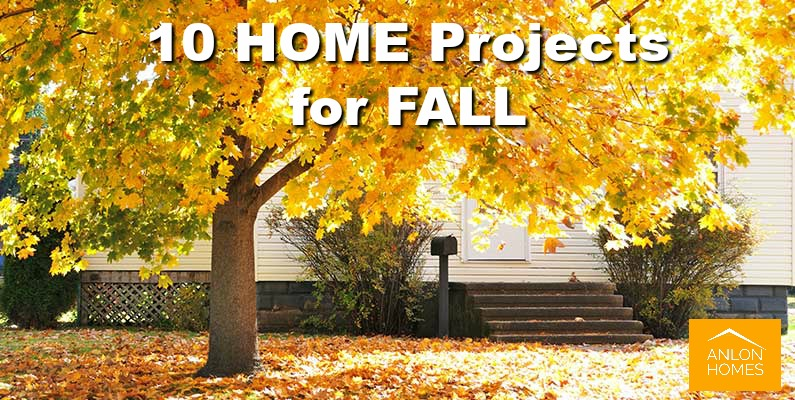 10 Things to do to Prepare you Home for Fall