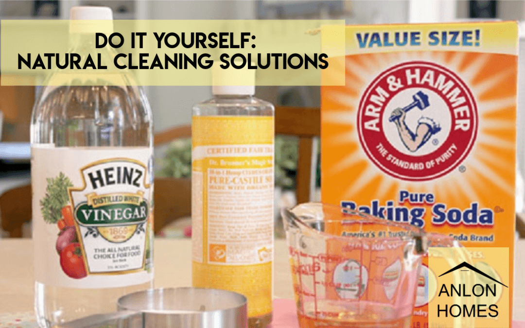 10 Natural Cleaning Solutions
