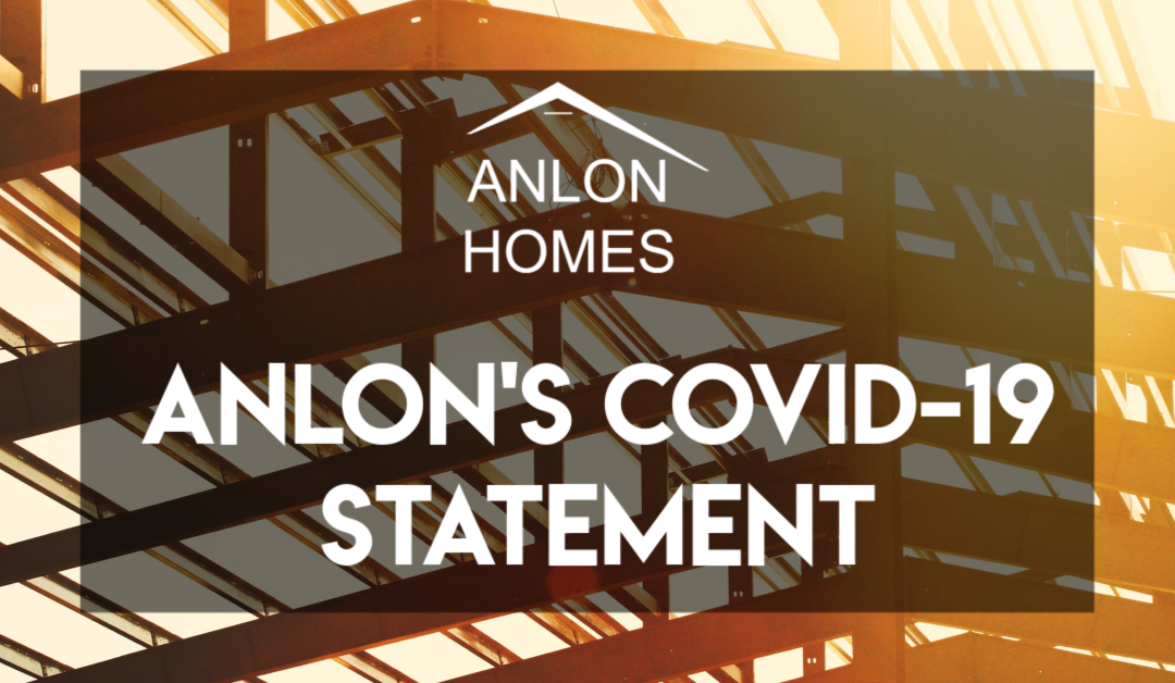 Anlons Covid Statement graphic