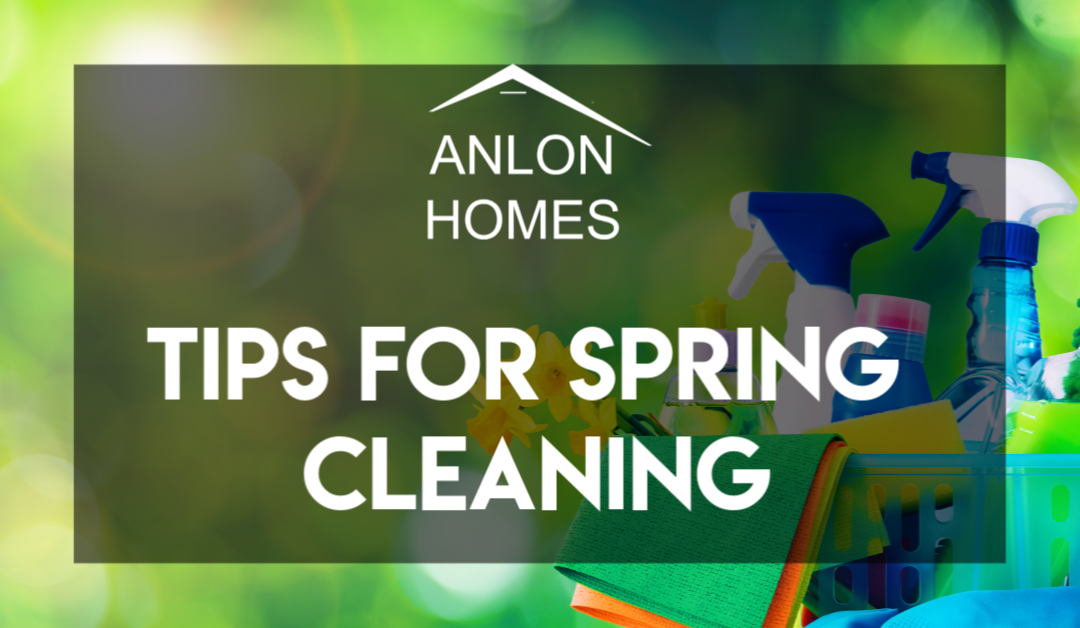 House Maintenance – Spring Check Up