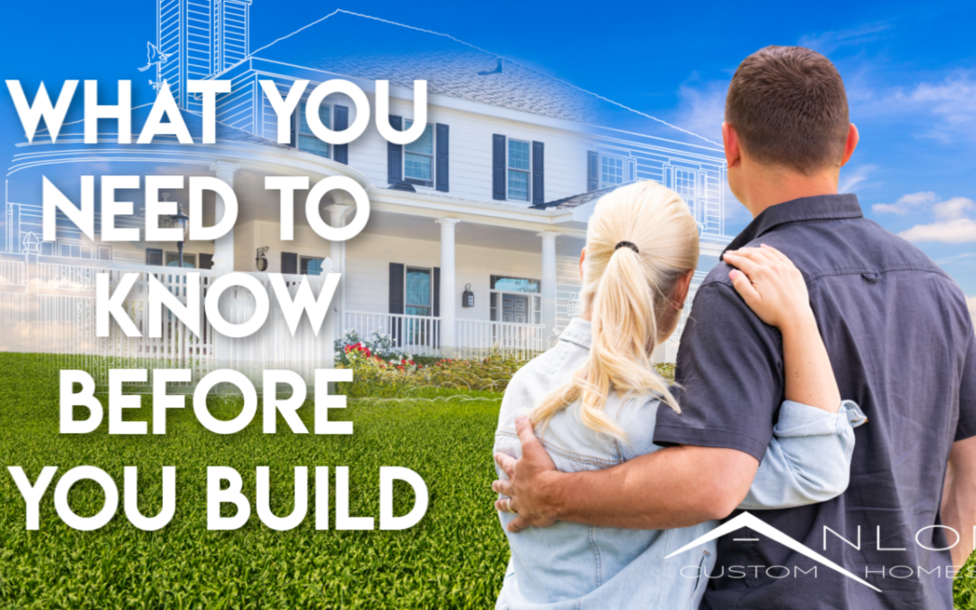 What You Should Know Before Building