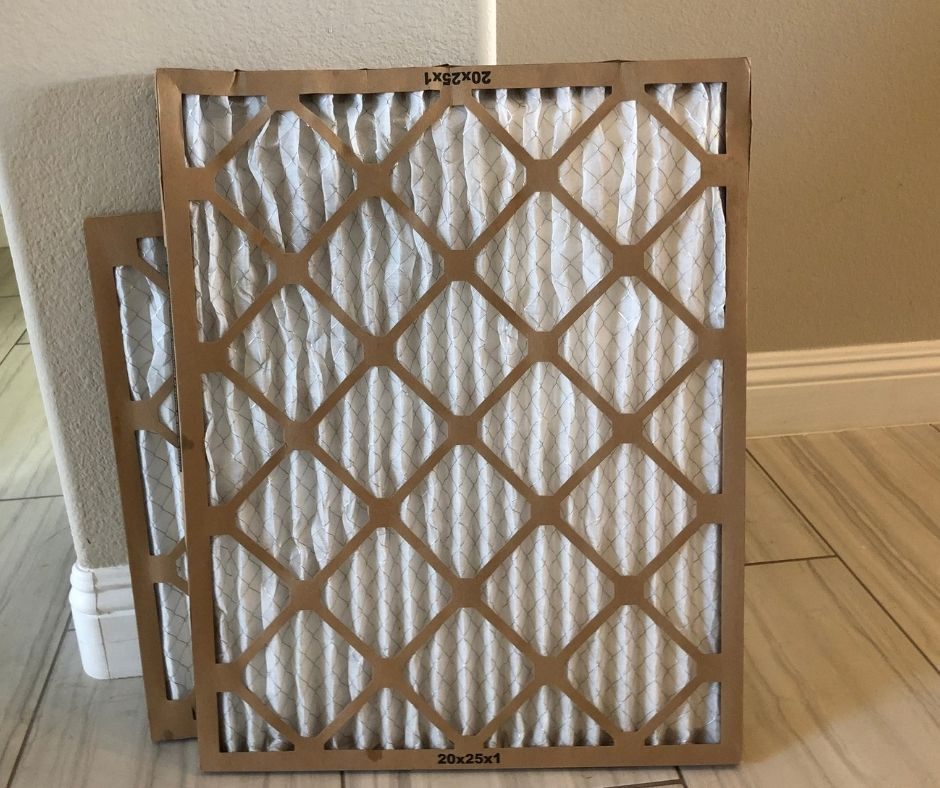 photo of merv 13 air filters