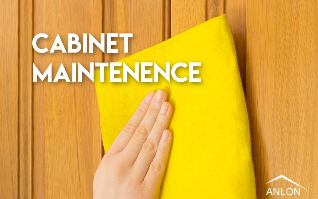 Cabinet Maintenace