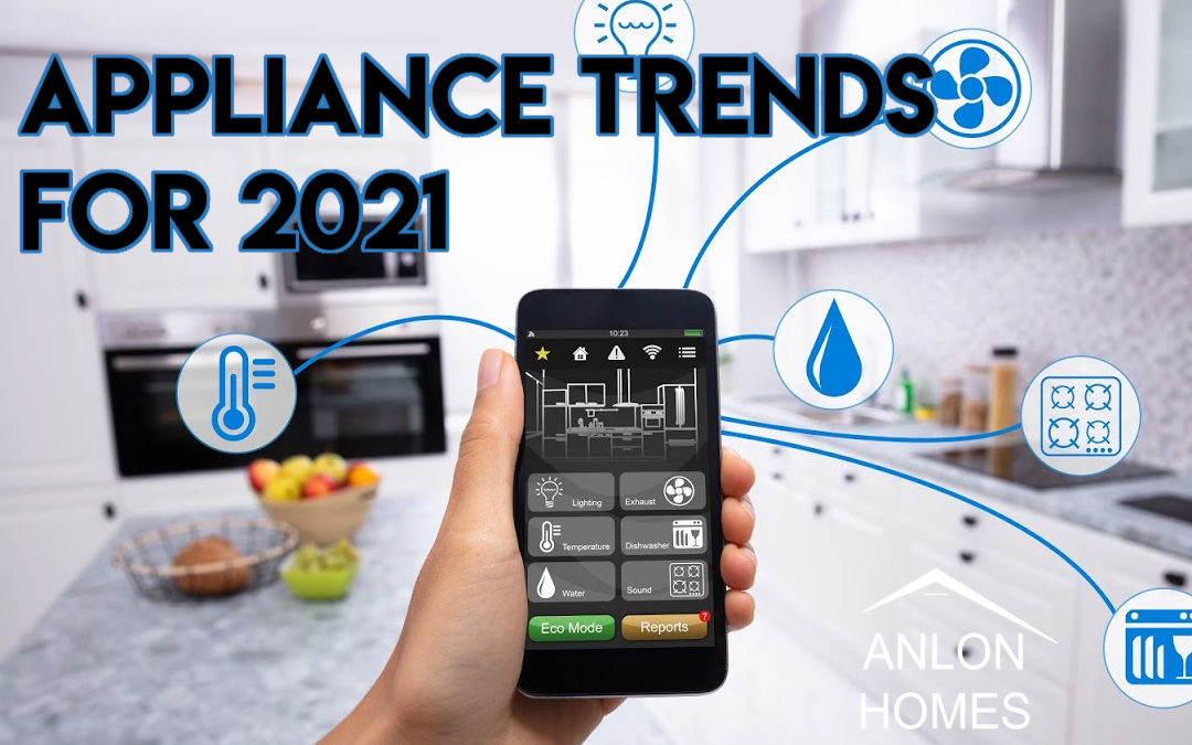 Kitchen Appliance Trends for 2021