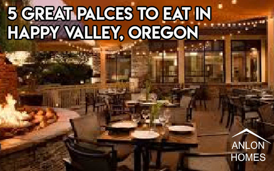 5 Great Places to Eat in Happy Valley