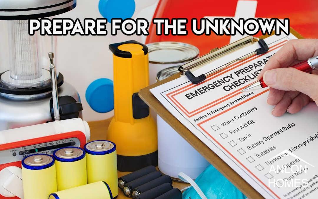 Planning Ahead: Emergency Preparedness.