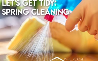 Let's Get Tidy – Spring Cleaning